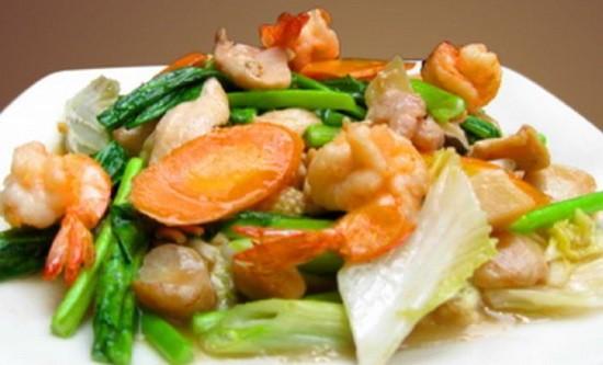 Cap Cay Seafood