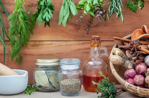 Manfaat Pengobatan Herbal