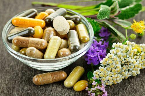 Suplemen Herbal